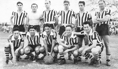 Falleció Robustiano Maciel campeón del 53 e integrante del mejor equipo del siglo XX