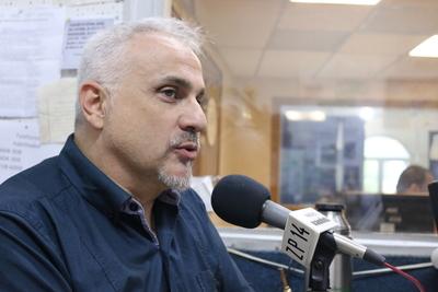 """Héctor Luis Rubin a Cramer: """"Tenés que moverte para llegar a la audiencia"""""""