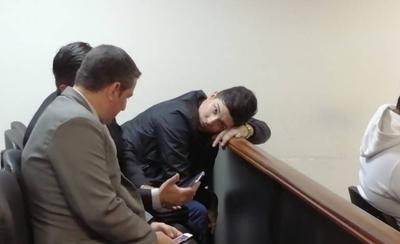 HOY / Los días en que mataron a 5  personas y el aspecto de Bruno  Marabel cuando iba al trabajo