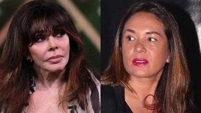 """HOY / Verónica Castro niega matrimonia con  mujer y Yolanda Andrade la llama """"mentirosa"""""""