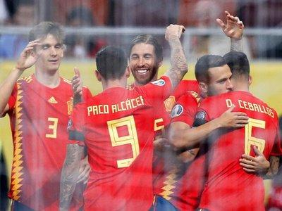 España e Italia prosiguen su camino inmaculado hacia la Eurocopa