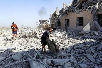 Hutíes elevan a 156 los muertos en ataque a centro de detención en el Yemen