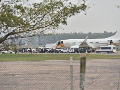 Ivanka Trump llegó a Asunción como última parada de su gira por Latinoamérica