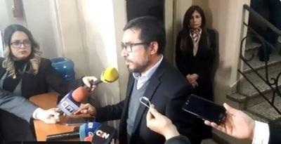 """Julio Javier Ríos: """"Venimos reclamando desde hace rato, más recursos"""""""
