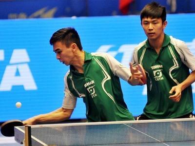Brasil y Estados Unidos se proclaman en el Panamericano de tenis de mesa