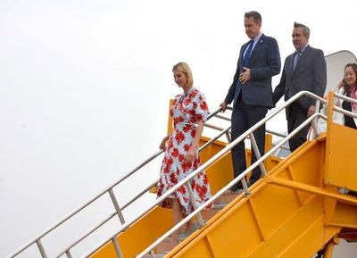 Asesora de Donald J. Trump afianza relación con Paraguay
