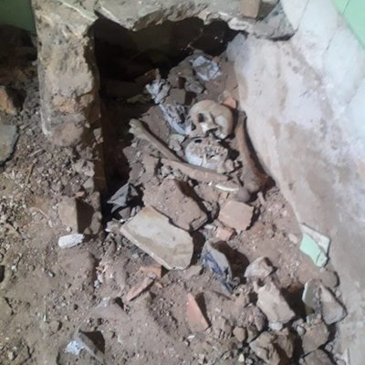 El Estado debe encargarse de identificar a quienes pertenecían restos óseos