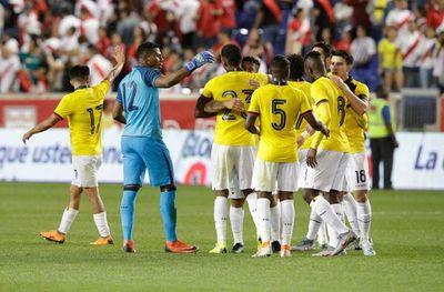 Un renovado Ecuador derrota a Perú