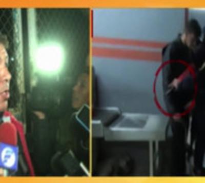 Fuga Cereso: Periodista que transmitió en vivo dio datos de cobertura