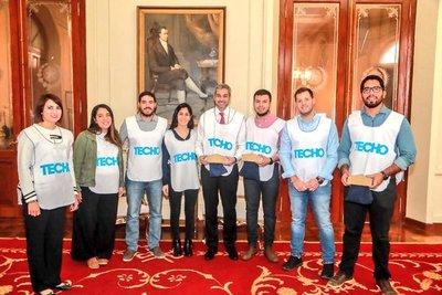 Techo Paraguay realiza este viernes y sábado su colecta anual