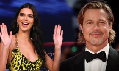 Kendall Jenner rechazó conocer a Brad Pitt debido a un ataque de pánico