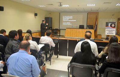 Programa de competencias para las secretarías de juzgados