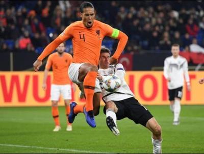 Continúa el clasificatorio a la Eurocopa 2020