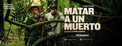 """""""Matar a un muerto"""" se estrena en los cines argentinos"""