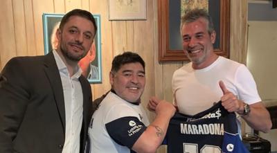 La revolución Maradona en el fútbol argentino