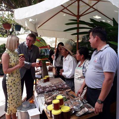 Ivanka anuncia apoyo financiero para que mujeres afronten barreras económicas