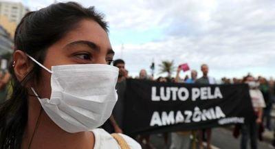 Convocan una movilización en Brasil por la Amazonía y la educación