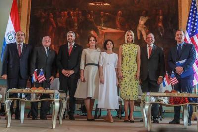 EE.UU y Paraguay reafirman compromiso para impulsar el desarrollo económico de la mujer