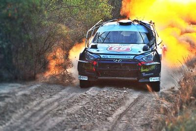 Todo listo para la edición número 46 del Rally Transchaco