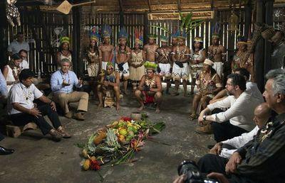 Cumbre para defender laAmazonia de los incendios