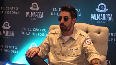 Alex Ubago regresa al Paraguay a presentar un nuevo sonido y sus clásicos románticos