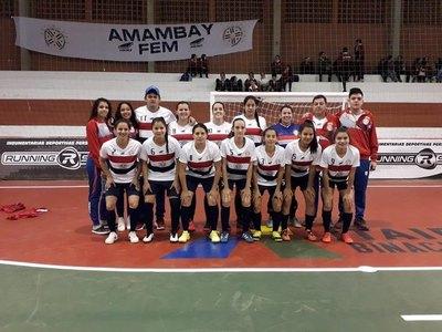Amambay-Hernandarias definen al campeón del Nacional