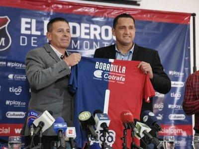 Primeras declaraciones de Bobadilla como entrenador del DIM