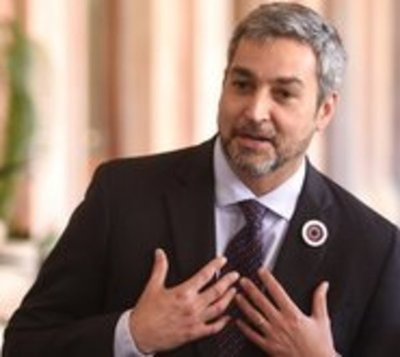 Mario Abdo asegura combate férreo contra crimen organizado
