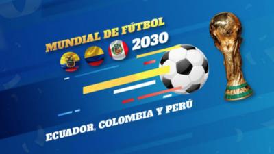 HOY / Tres países más quieren hacer la Copa del Mundo del Centenario