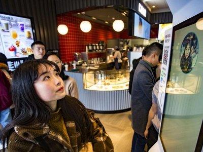 Reconocimiento facial se impone como forma de pago en China