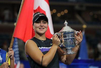 Bianca arrebató el US Open a Serena