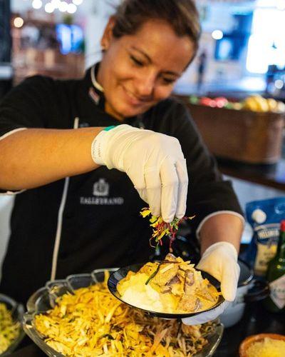 Feria Paladar reúne a toda la familia con deliciosos platos