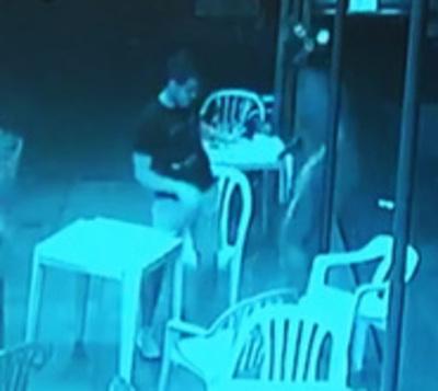 Asalto armado a clientes de lomitería en Asunción