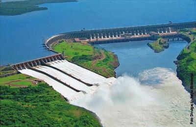 El estado recibió USD 407 millones de Itaipú