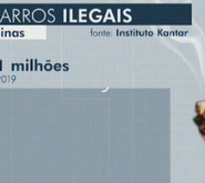 Contrabando de cigarrillos: Consumidores financian otros crímenes