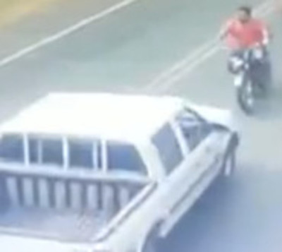 Fatal choque frontal en Areguá