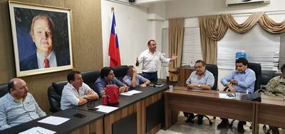 Director de Aduanas se reunió con paseros para evitar protestas