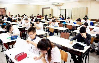 Miles de estudiantes miden capacidad en  matemáticas