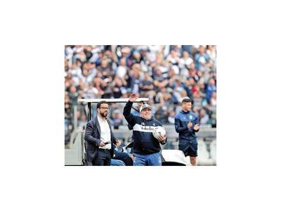 Fenómeno Maradona