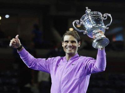 Nadal supera con su ímpetu a un sólido Medvedev y gana el Abierto de EEUU