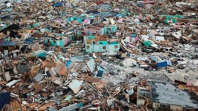 Bahamas enfrenta crisis humanitaria a una semana del paso del huracán Dorian