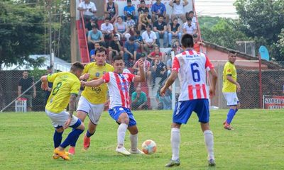 Carapegueña y Guaraní se ponen a un empate de la semifinal en el Nacional B