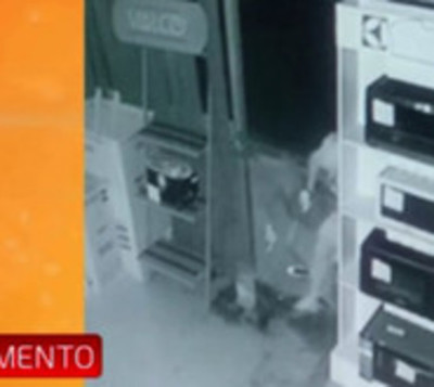 Captan a dos delincuentes que intentaron robar Cooperativa de Luque