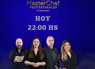 Competencia de profesionales inicia en MasterChef Paraguay