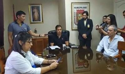 Miguel Prieto, ¿prisionero de Patria Querida?