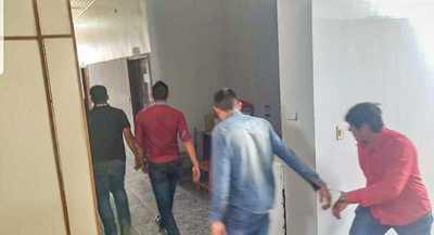 Detienen a militares por intento de asalto en Loreto