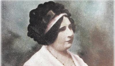 HOY / Homenajearán a Serafina Dávalos frente a histórica casona céntrica