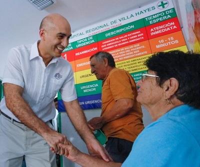 Abastecimiento de medicamentos, tecnología y recursos humanos, ejes de trabajo de la cartera de Salud