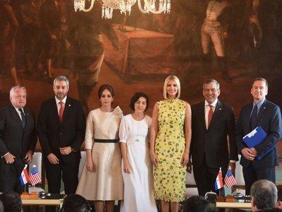 Paraguay, la última parada de Ivanka Trump en su gira por Latinoamérica