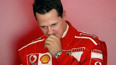 Schumacher es hospitalizado en París
